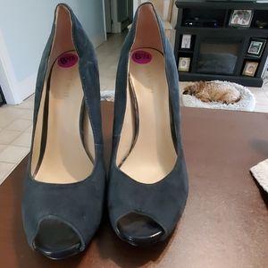Nine west swayed heels